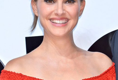 Natalie Portman csak úgy ragyogott a Dior sajtótájékoztatóján