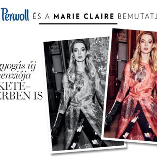 A Perwoll és a Marie Claire fotópályázata – A ragyogás új dimenziója fekete-fehérben is