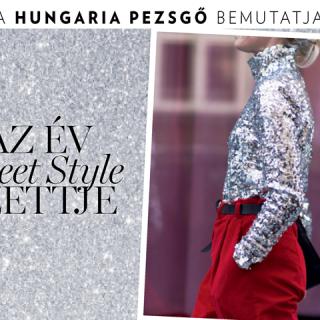 A Hungaria Pezsgő bemutatja – Az év street style szettje pályázat