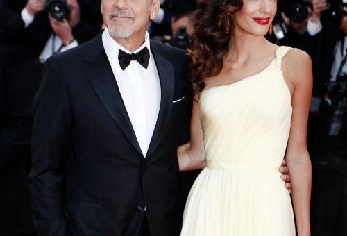 George és Amal Clooney 3000 szíriai gyereket iratott iskolába