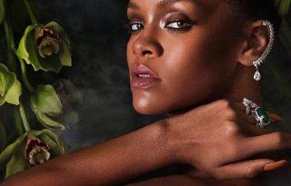 Rihanna a Chopard új arca