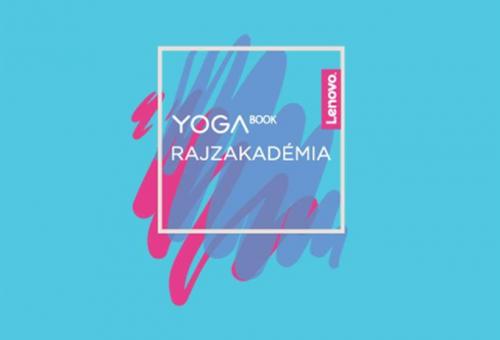 Alkotással a stressz ellen: a Lenovo elindította a Yoga Book Rajzakadémiát
