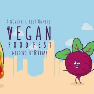 A WestEnd tetejére költözik a Vegan Food Fest