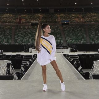 Ariana Grande a Reebok új nagykövete