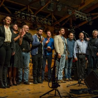 A Budapest Bár koncerten, a kulisszák mögött jártunk