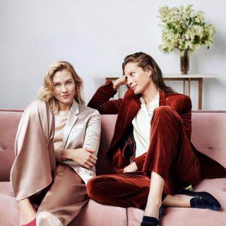 Karlie Kloss és Christy Turlington felfedi személyes gondolatait Cole Haan kampányában