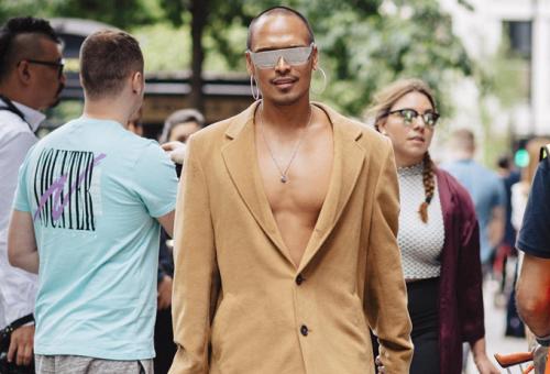 A legújabb street style divat férfiaktól férfiaknak