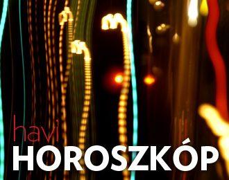Horoszkóp – 2017. október