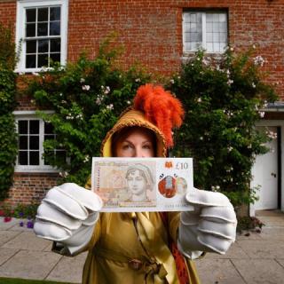 Forgalomba kerültek a Jane Austenes bankjegyek