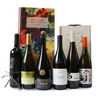 Magyar borokat kóstolnak Angliában