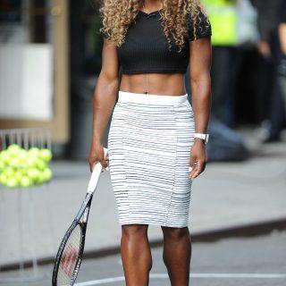 Boldog születésnapot, Serena Williams!