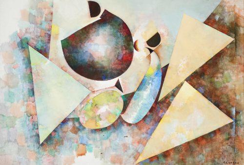 Tihanyba költözik a modern festészet