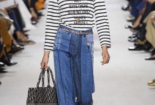 Feminista üzenetek a Dior showról