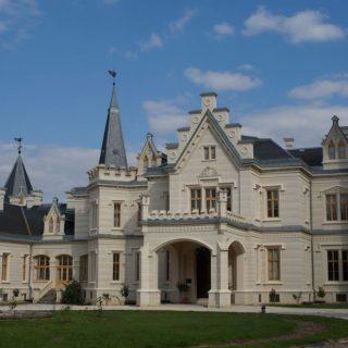 Gyere velem vidékre: Szerelemből épült kastély