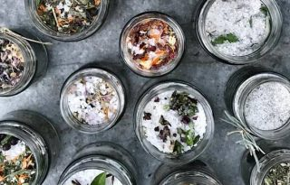 Új gasztrocsoda: a sóvirágok