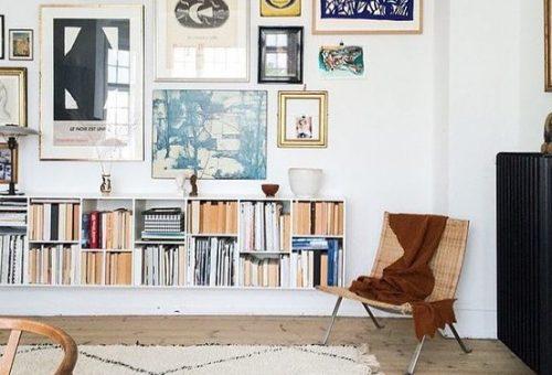 5 látványos és elképesztően kreatív könyvespolc