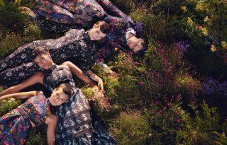 Íme a friss kampányfotók: ERDEM X H&M