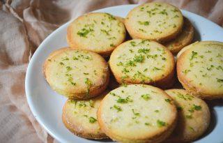 Édes kényeztetés egyszerűen: mennyei lime-os és citromos keksz
