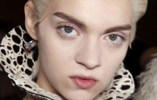 3 őrületes smink az Alexander McQueen bemutatókról