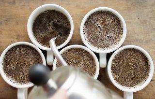 A világ másik végére repít minket a Nespresso forró feketéje
