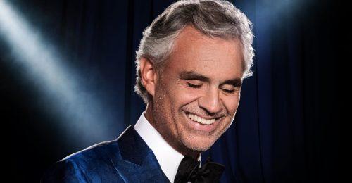 """Andrea Bocelli: """"Sosem szabad kételkednünk a szenvedélyünkben!"""""""