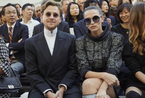 Inspiráció a Chanel bemutató nézőteréről