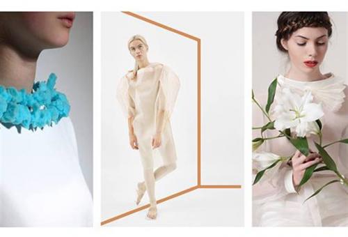 Rabicháló, szivacs, selyem és fém – Súlytalan tömegek Zabora divatperformansz