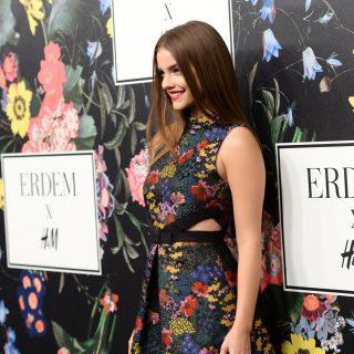Palvin Barbi is ott volt az ERDEM x H&M bemutatóján