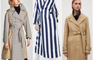 Őszi kabátmustra