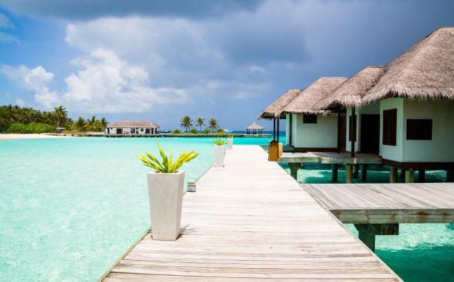 Felhőtlen lazítás Malé-ban, az Air France új, maldív állomásán