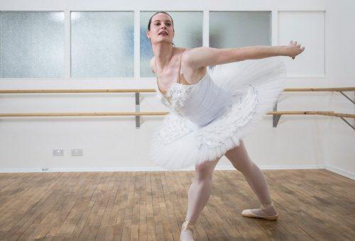 A világ szeme a transzgender balerinán