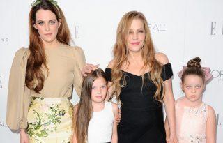 Cukiság a négyzeten, Presley-lányok a vörös szőnyegen