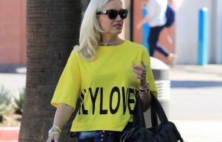 Gwen Stefani megmutatja, hogy kell lazán hordani a Guccit
