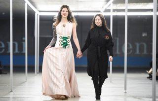 Káprázatos volt a Celeni a Ljubljana Fashion Weeken is