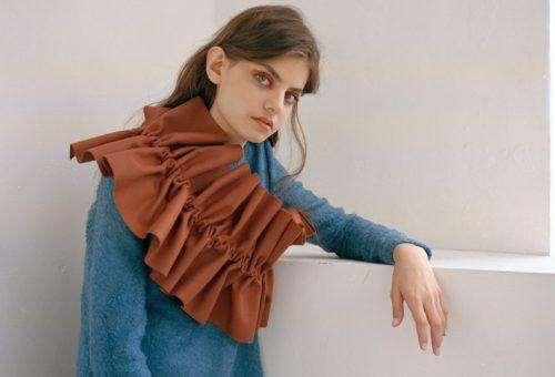 Anna Daubner 2017. őszi-téli kollekció