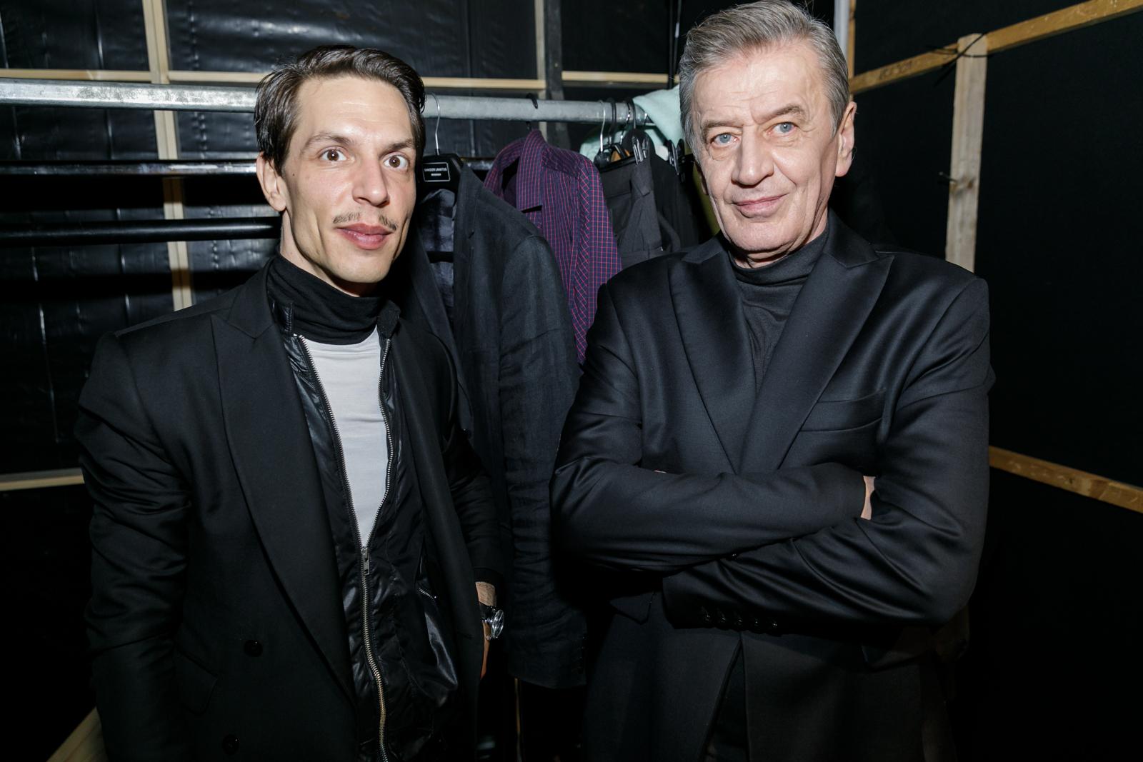 15. kép: Lakatos Sándor és Mucsi Zoltán
