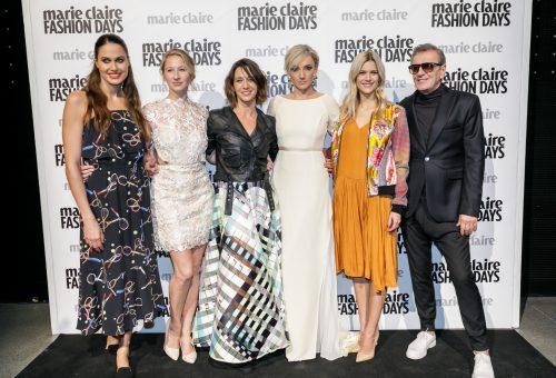 Sztárkavalkád a 9. Marie Claire Fashion Days nyitónapján