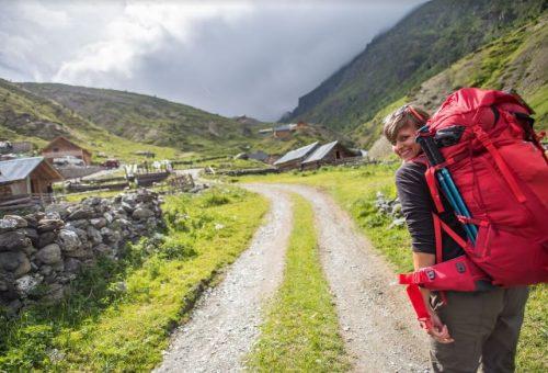 Szibéria után az északi sarkköri túra a cél