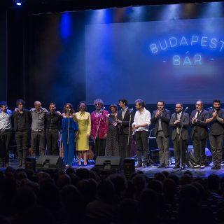 A Budapest Bár dívái
