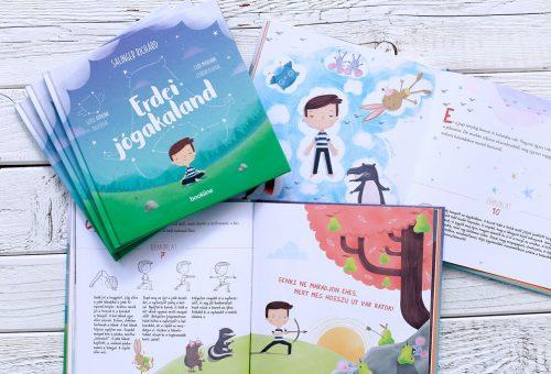 Kaland a jóga a gyereknek is – az első magyar mesekönyv