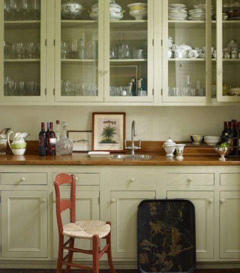 Green Paint For Kitchen 2017: Meseszép Zöld Konyhák A Mohától A Smaragdig