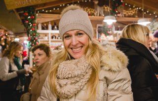 Wolf Kati adventkor is önkénteskedik