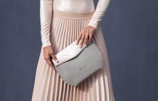Geometrikus és organikus formák – Judit Takács táskái