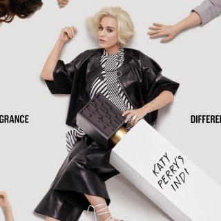 Katy Perry új parfümje valóságos pézsmaorgia