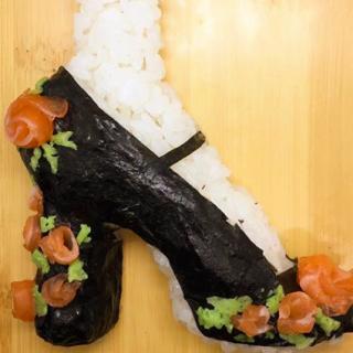 Szintet lép a sushiművészet