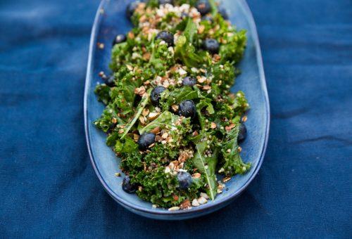 Gyors és különleges saláták – 12 hónapra