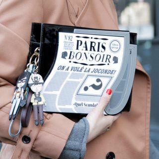 A párizsi street style legkülönlegesebb kistáskái