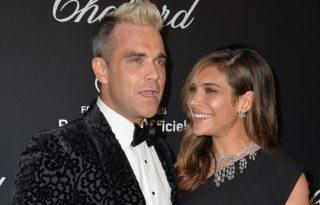 Robbie Williams vicces hálaadási üzenete