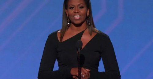 Michelle Obama felelősségre vonta a férfiakat