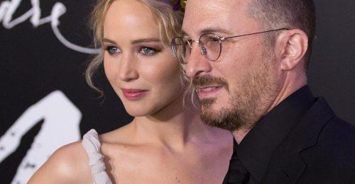 Jennifer Lawrence és Darren Aronofsky szakítottak